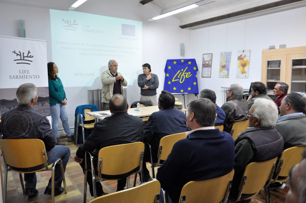 Workshop with Farming Cooperative Members