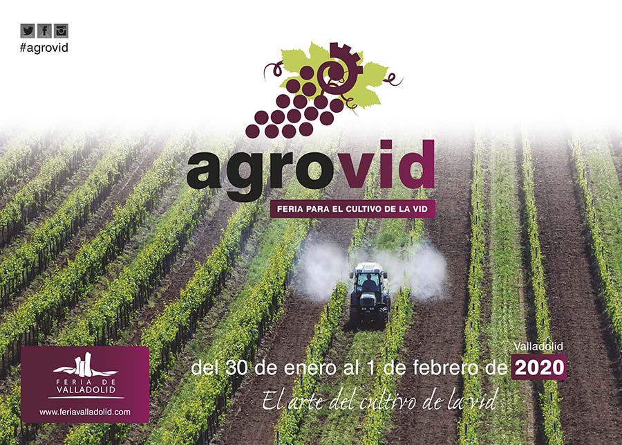 Agrovid, a new Fair specialized in viticulture