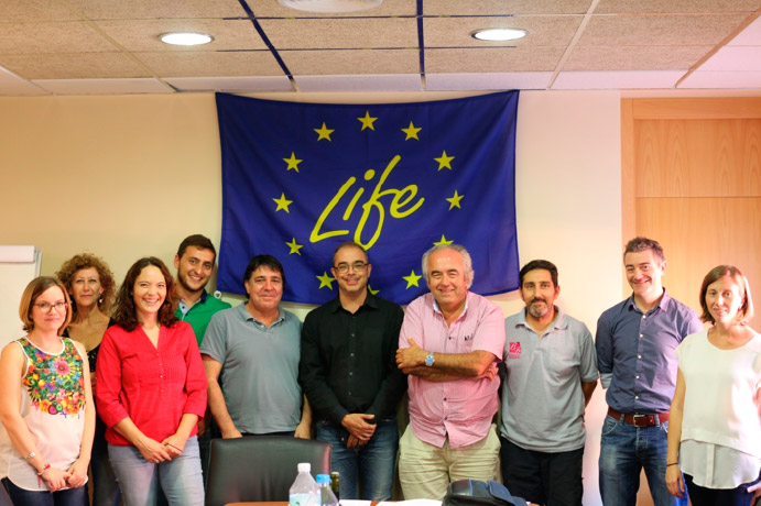 Life Sarmiento Project Kick-Off Meeting
